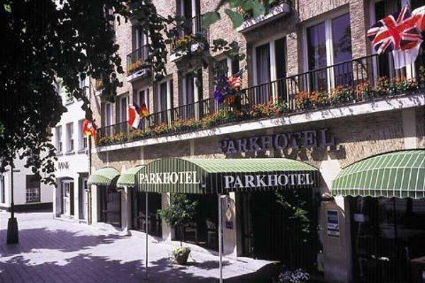Brugge Parkhotel - фото 23