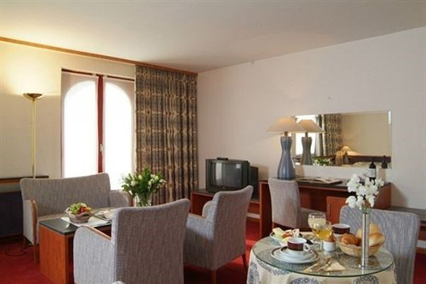 Brugge Parkhotel - фото 4