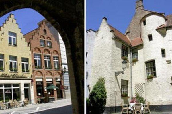 Hotel Boterhuis - фото 23
