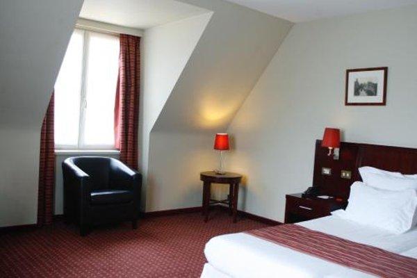 Best Western Premier Hotel Weinebrugge - фото 50