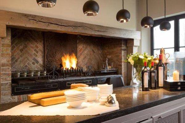 Best Western Premier Hotel Weinebrugge - фото 11