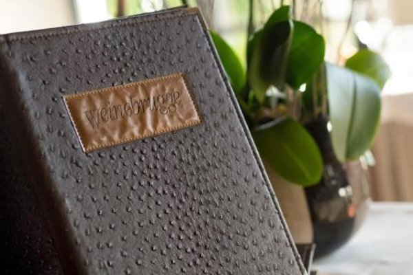 Best Western Premier Hotel Weinebrugge - фото 17