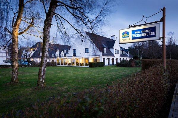 Best Western Premier Hotel Weinebrugge - фото 19