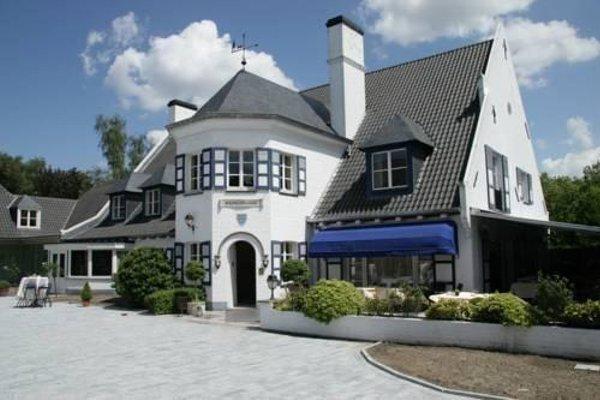 Best Western Premier Hotel Weinebrugge - фото 21
