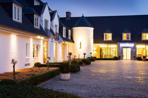 Best Western Premier Hotel Weinebrugge - фото 22