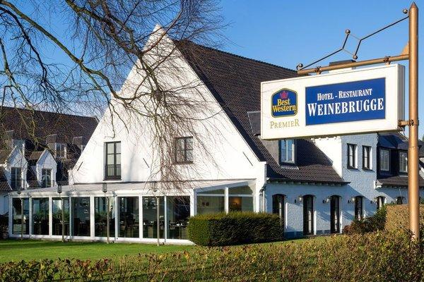 Best Western Premier Hotel Weinebrugge - фото 23
