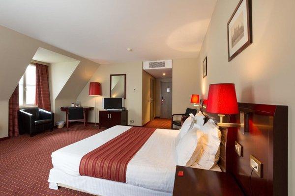 Best Western Premier Hotel Weinebrugge - фото 3