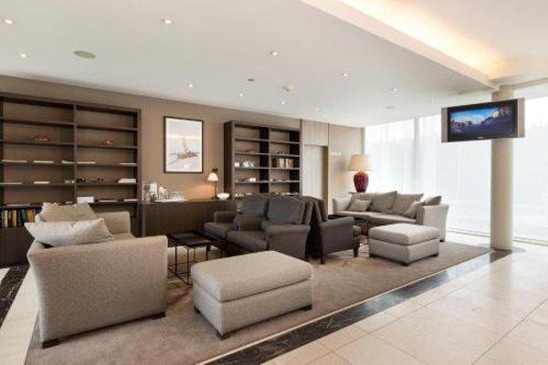 Best Western Premier Hotel Weinebrugge - фото 6