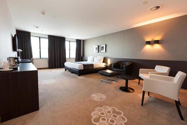 Best Western Premier Hotel Weinebrugge - фото 7