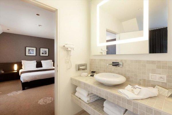 Best Western Premier Hotel Weinebrugge - фото 8