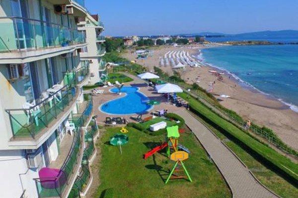 Lozenetz Beach Apartments - фото 8