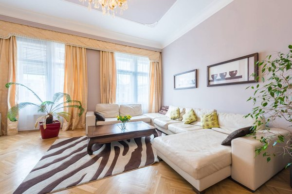 Wenceslas Square Apartment - фото 8