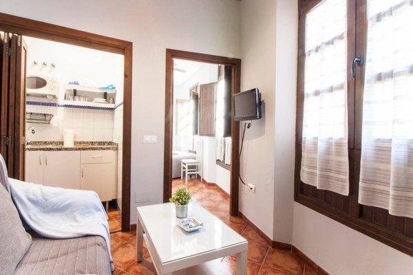 The Heart of Malaga Apartments - фото 13