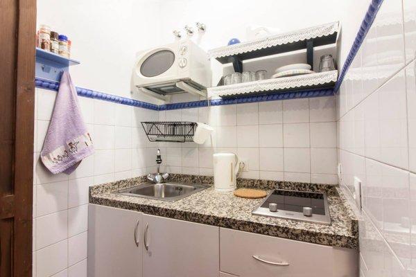 The Heart of Malaga Apartments - фото 9