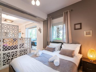 อพาร์ทเมนท์ Sweet Inn Apartments - Hovevei Tsiyon