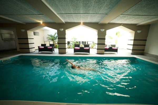 Floris Hotel Bruges - фото 19