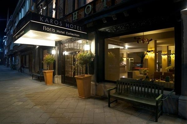 Floris Hotel Bruges - фото 23