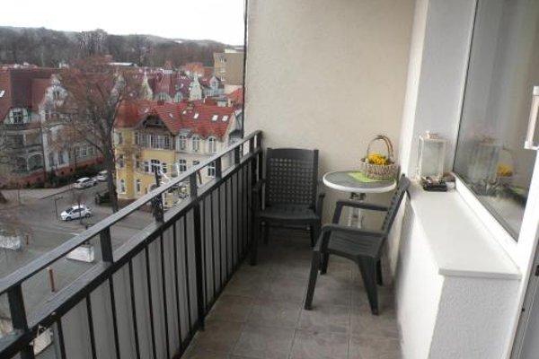 Sopot apartament z widokiem na Morze - 8