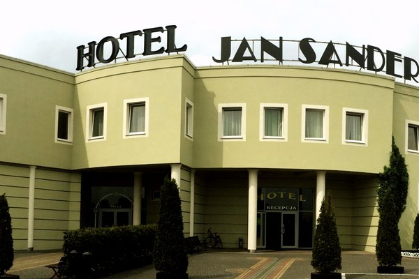 Hotel Jan Sander - фото 23