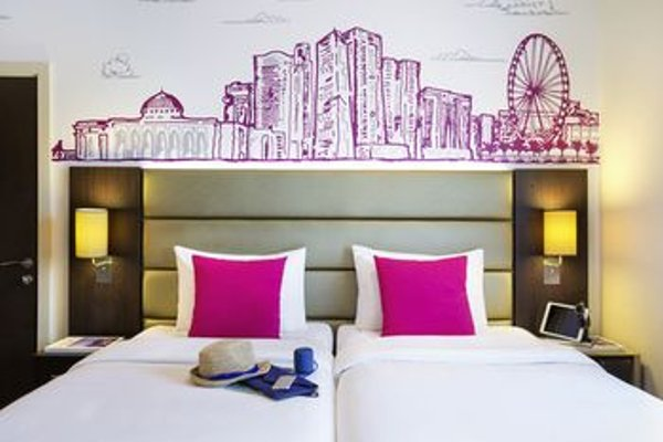 Al Majaz Hotel Sharjah - фото 50