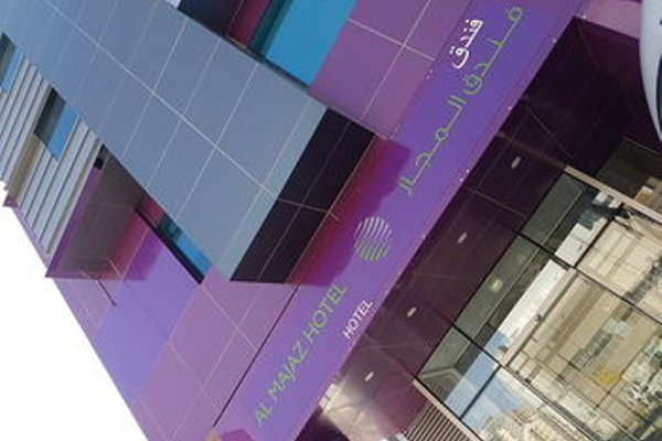 Al Majaz Hotel Sharjah - фото 21