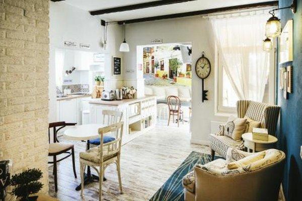 5 Vintage Guest House - фото 21