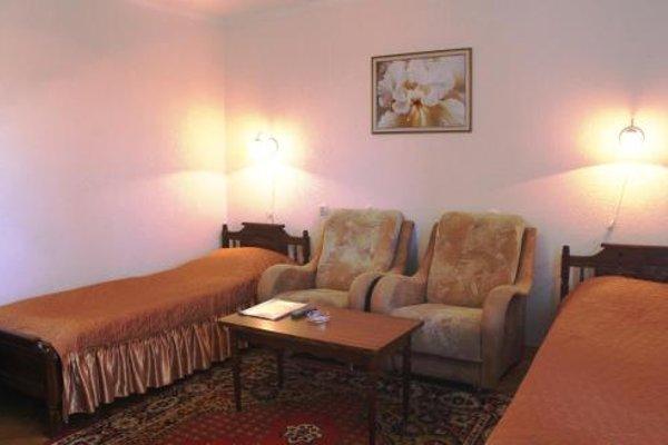 Отель Агат - фото 10