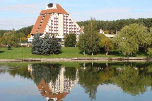 Отель Агат - фото 19