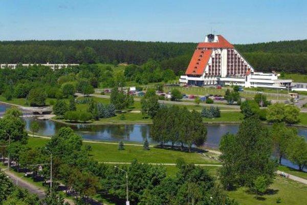 Отель Агат - фото 21
