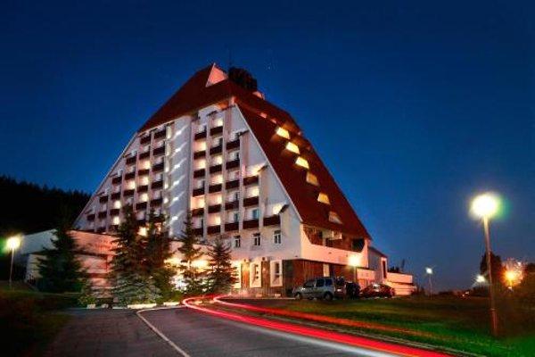 Отель Агат - фото 23