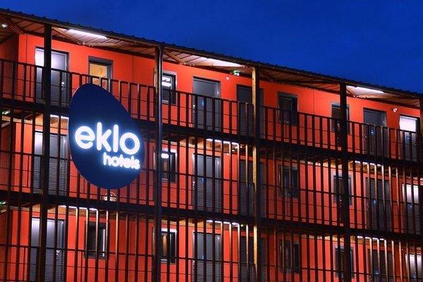 Eklo Hotels Le Mans - фото 22