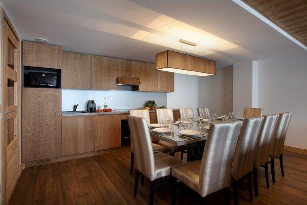 Chalet des Neiges Rеsidence La Source des Arcs - фото 11