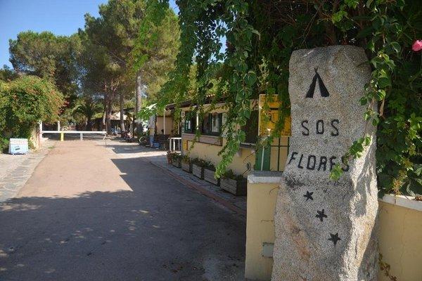 Campeggio Villaggio Sos Flores - 23