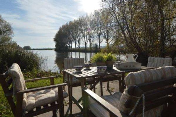 Het Biesbosch huisje - 20
