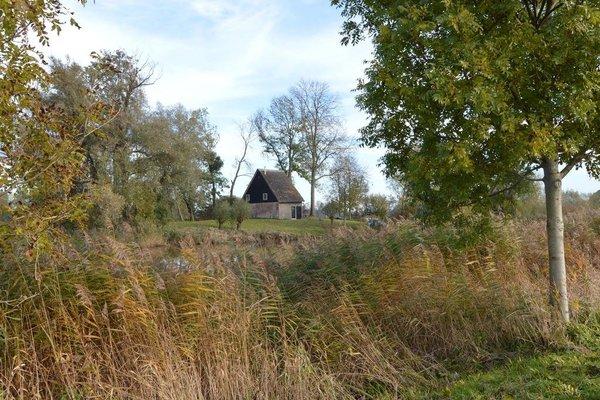 Het Biesbosch huisje - 23