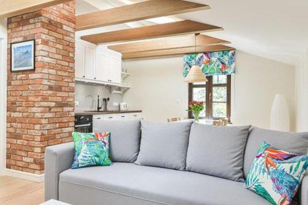 Apartamenty Villa Allegra - фото 18