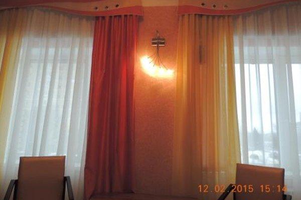 Отель Янтарь - фото 23
