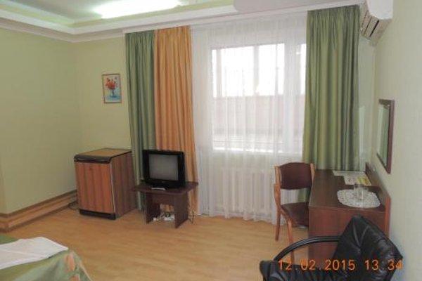 Отель Янтарь - фото 10