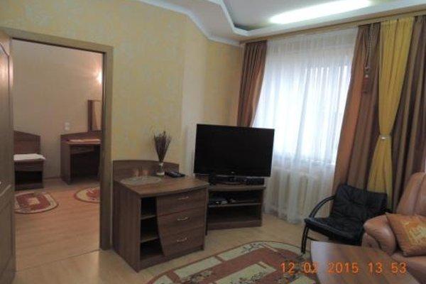Отель Янтарь - фото 11