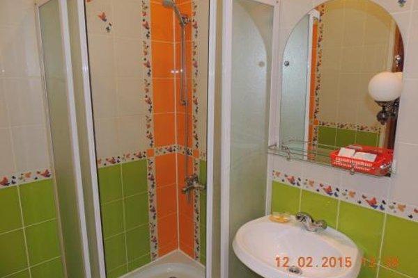 Отель Янтарь - фото 12