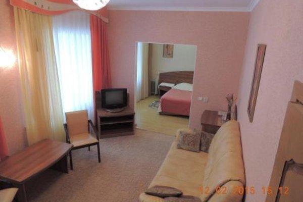 Отель Янтарь - фото 3