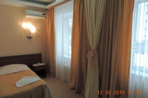 Отель Янтарь - фото 6