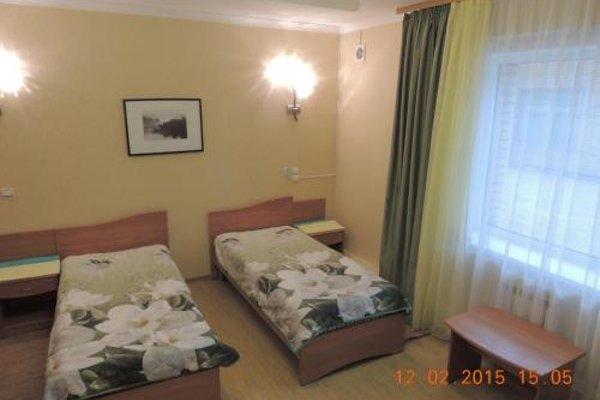Отель Янтарь - фото 7