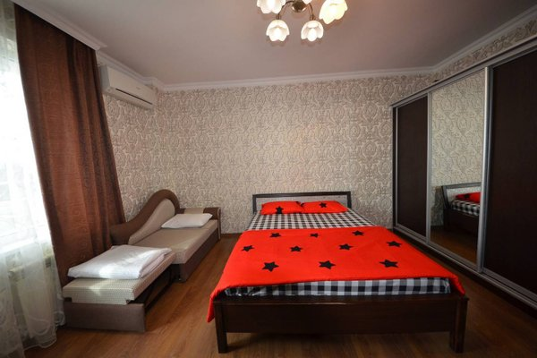 Apartment Orkhideya - фото 4