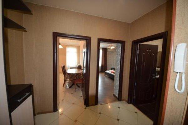 Apartment Orkhideya - фото 8