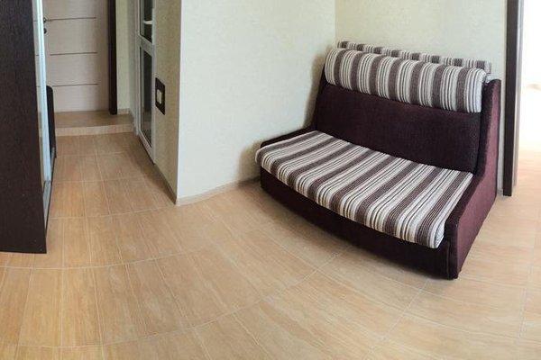 Отель Парус - фото 10