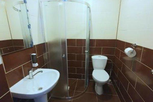Отель Парус - фото 12