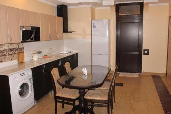 Отель Парус - фото 18