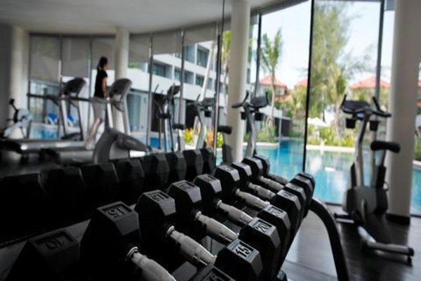 Hard Rock Hotel Penang - фото 15