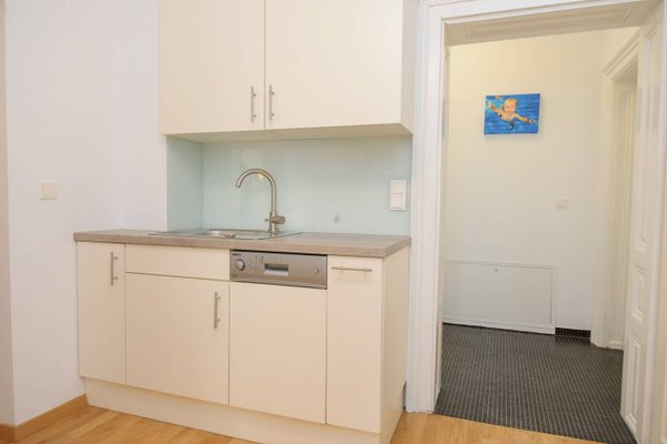 Zentrale Wohnung am Augarten - фото 14